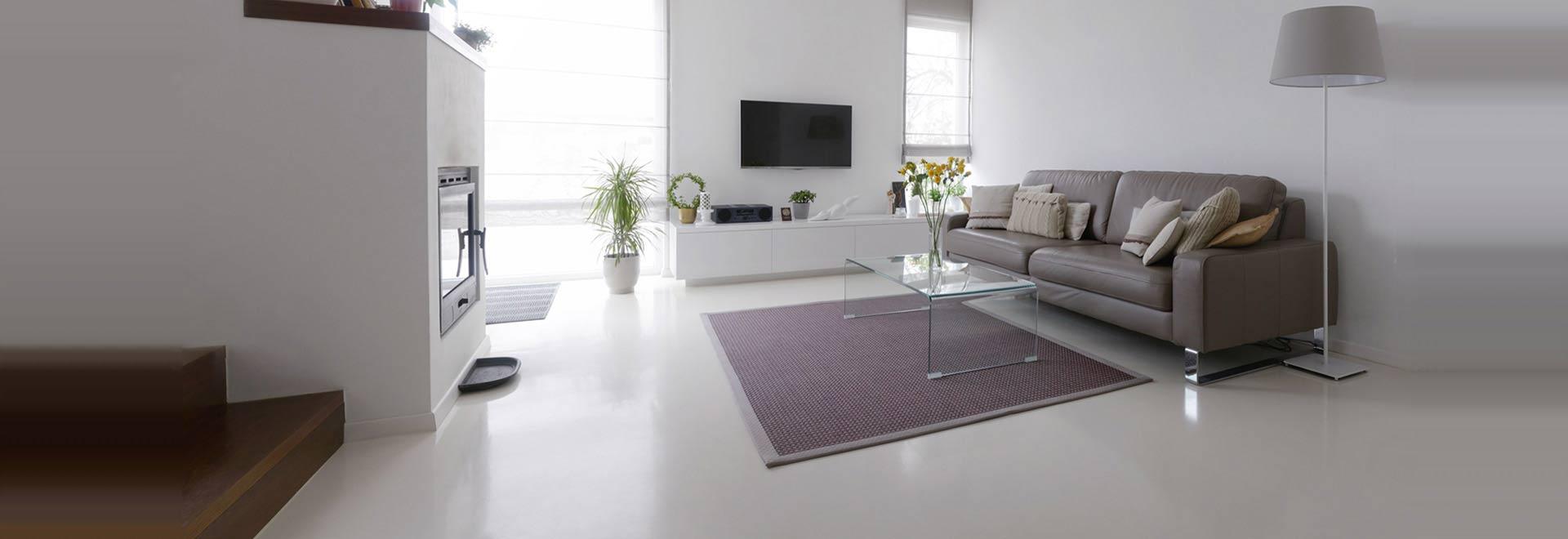 Microcemento en tu hogar